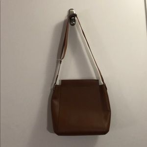 Everlane Form Bag Cognac